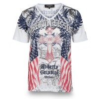 T-SHIRT AMERICAN CROSS
