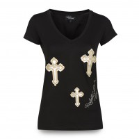 T-SHIRT THREE CROSSES SHIRT