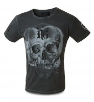 T-SHIRT BLACK HEAD MEN