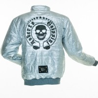 MOONWALKER JACKET SILVER