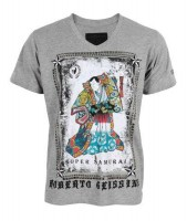 T-SHIRT SAMURAI MAN