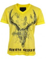 T-SHIRT DEER SHIRT - MAN