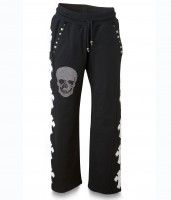 SWEATPANTS CROSS LONG DIAMOND MEN