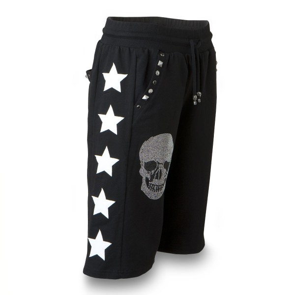 SWEATPANTS STARS SHORT DIAMOND MEN