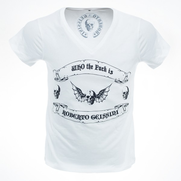 T-SHIRT LADYS WHO THE F*CK